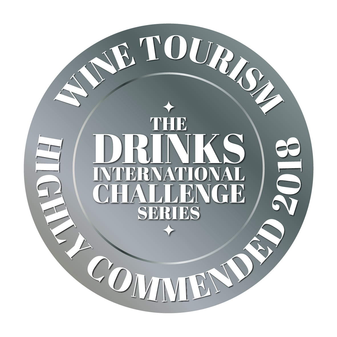 DI Challenge Series TOURISM Medals_Wine Tourism Highly Commended